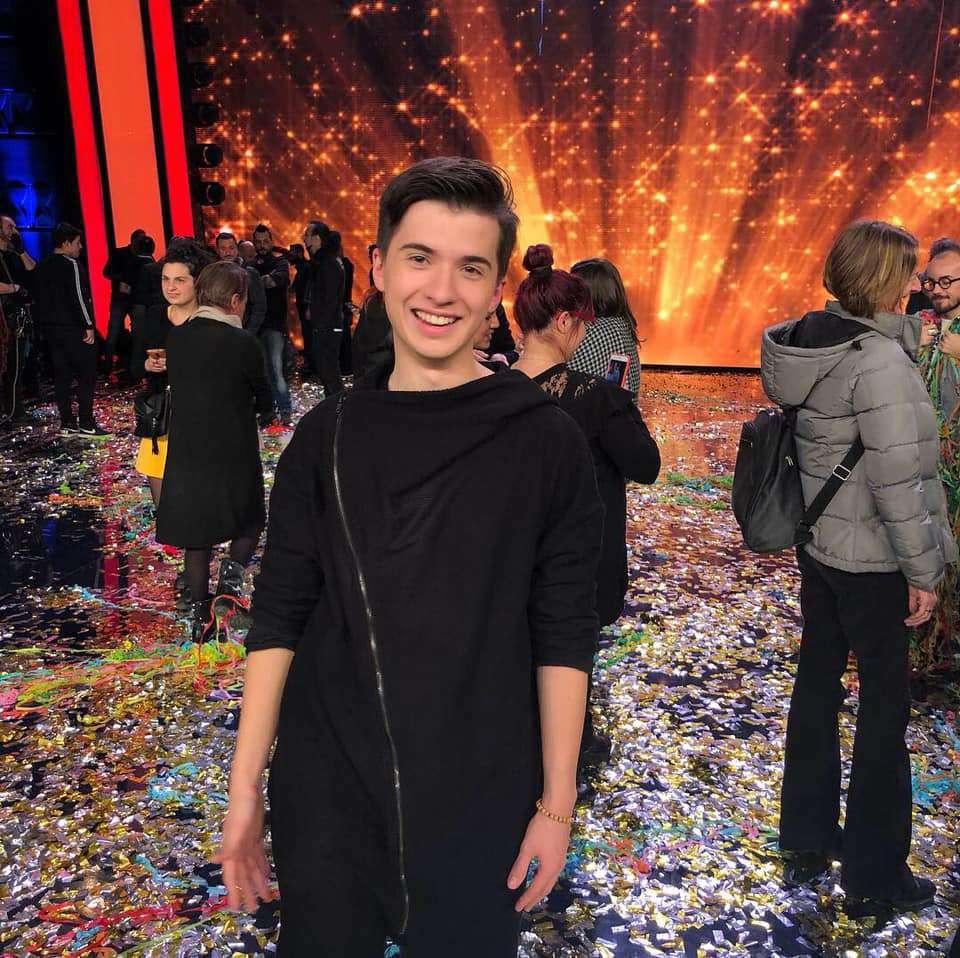 Marcin Patrzałek wygrał Tú sí que vales
