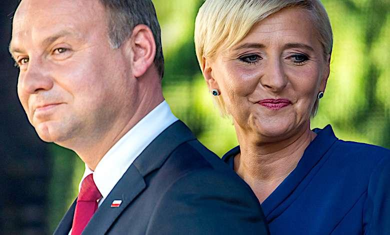 Andrzej Duda, Agata