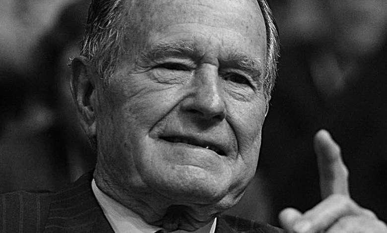 George H.W. Bush nie żyje