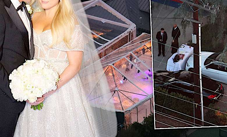Meghan Trainor ślub