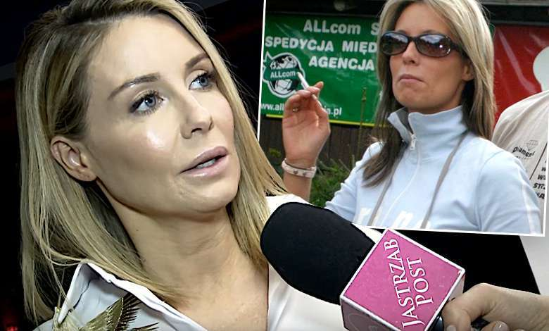 Małgorzata Rozenek o rzuceniu palenia