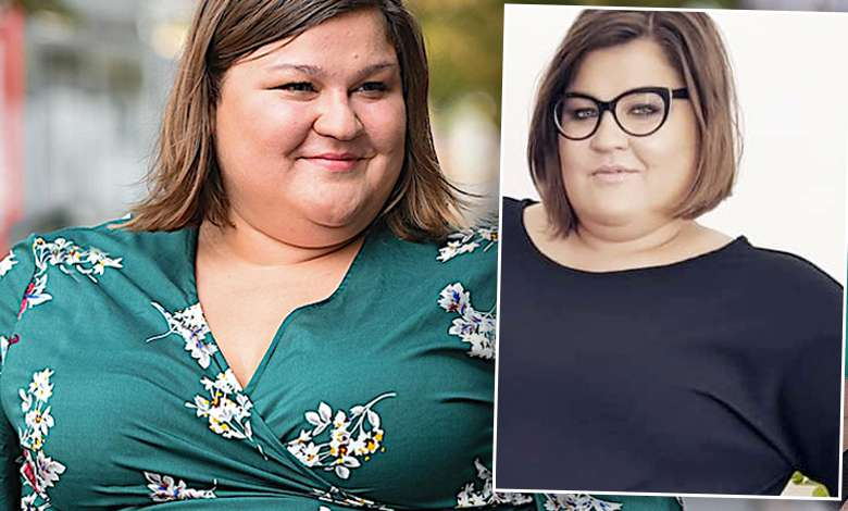 Dominika Gwit schudła