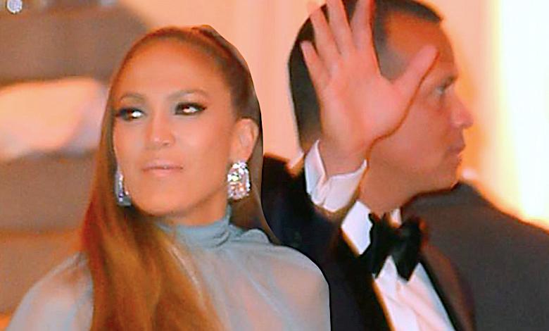 Jennifer Lopez i Alex Rodriguez konflikt