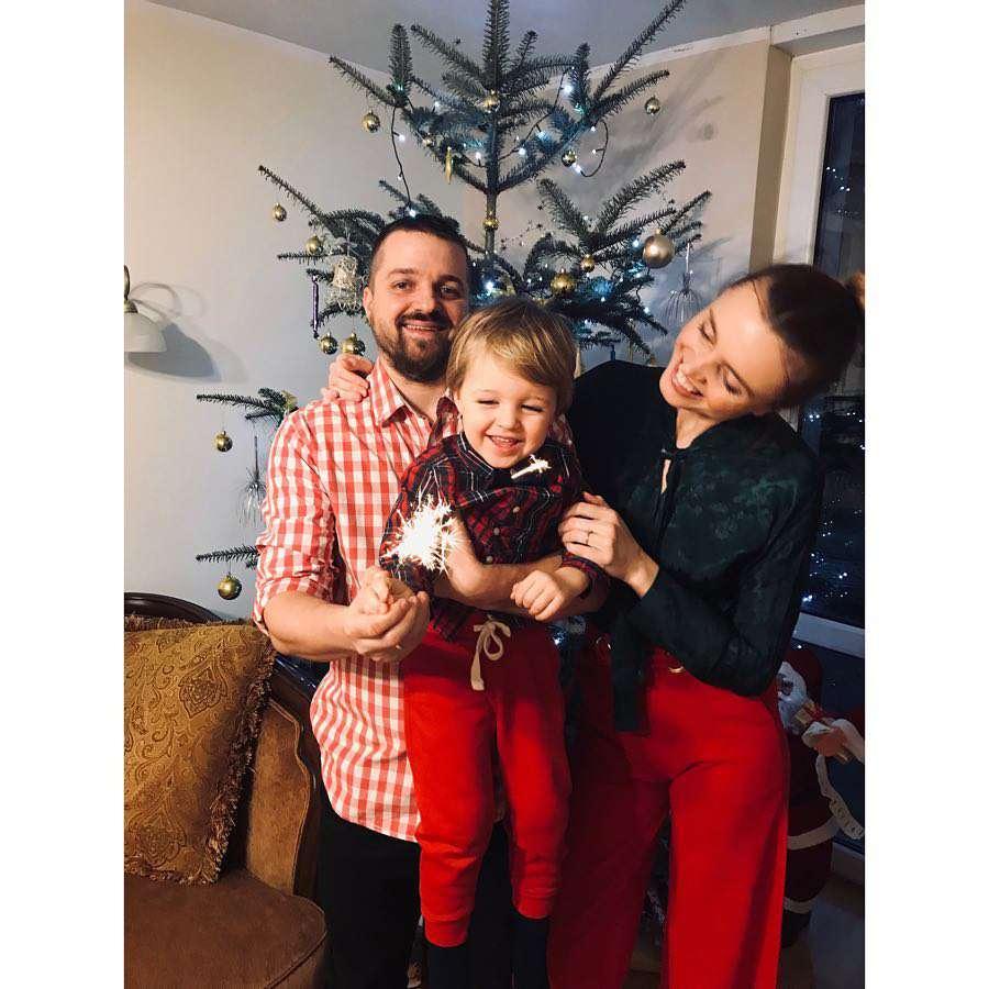 Katarzyna Burzyńska – święta Bożego Narodzenia 2018