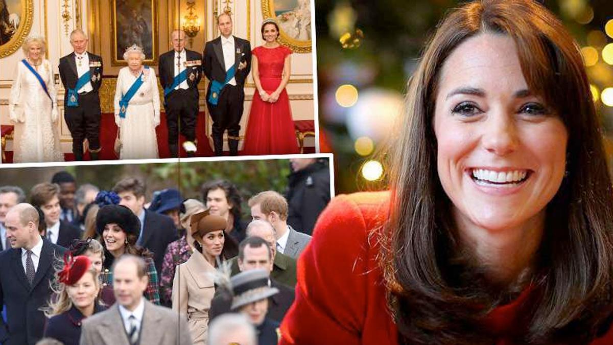 Świąteczne tradycje w rodzinie królewskiej