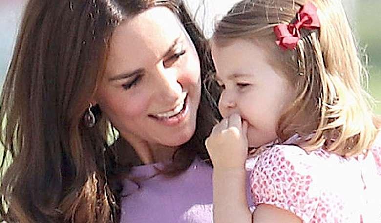 Księżna Kate zabrała księżniczkę Charlotte do taniego pubu! Przyłapano je w intymnej sytuacji!