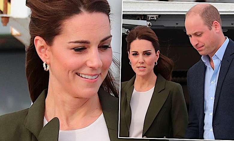 Księżna Kate na Cyprze