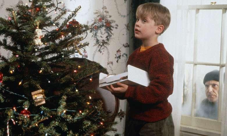 Kevin sam w domu - święta