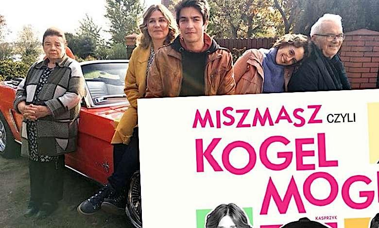 Kogel Mogel oficjalny plakat