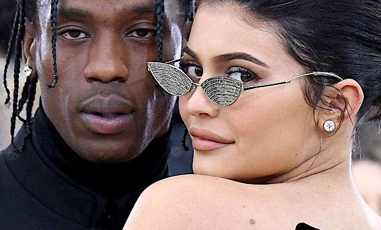 Travis Scott i Kylie Jenner zaręczyny