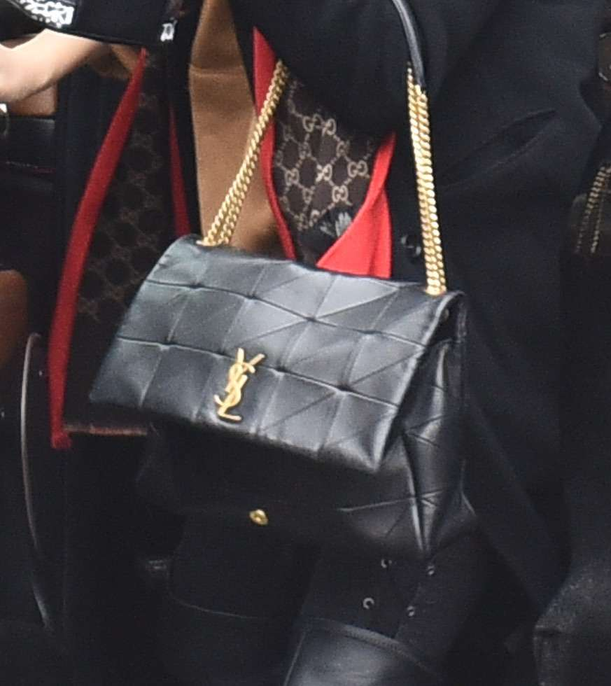 Marcelina Zawadzka ma torebkę Yves Saint Laurent