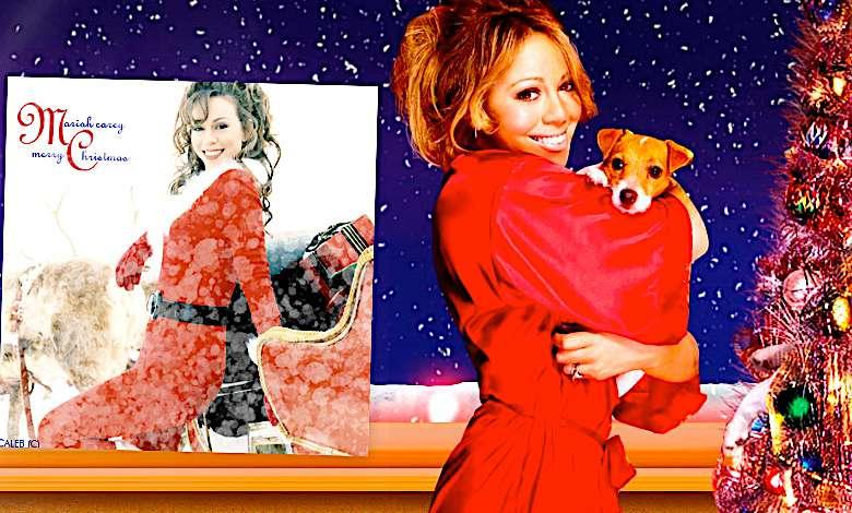 Mariah Carey All I Want For Christmas rekord odsłuchań