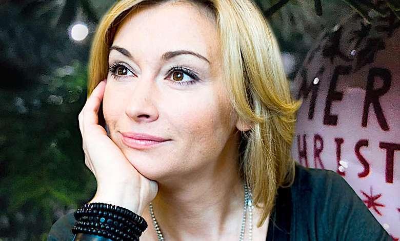 Martyna Wojciechowska choinka