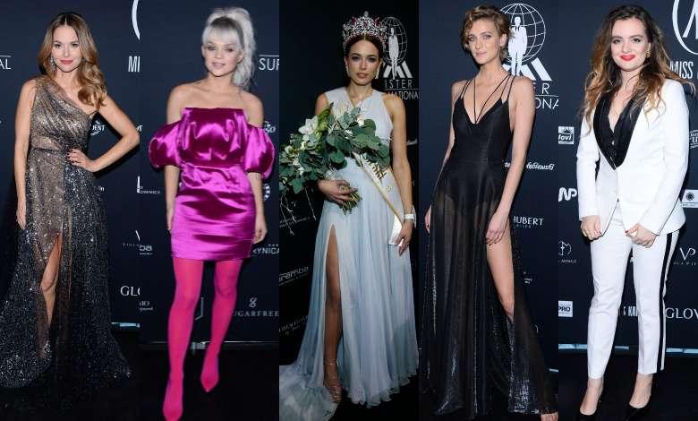Gwiazdy na wyborach Miss Polski 2018: Renata Kaczoruk, Margaret, Paulina Sykut-Jeżyna, Olga Buława