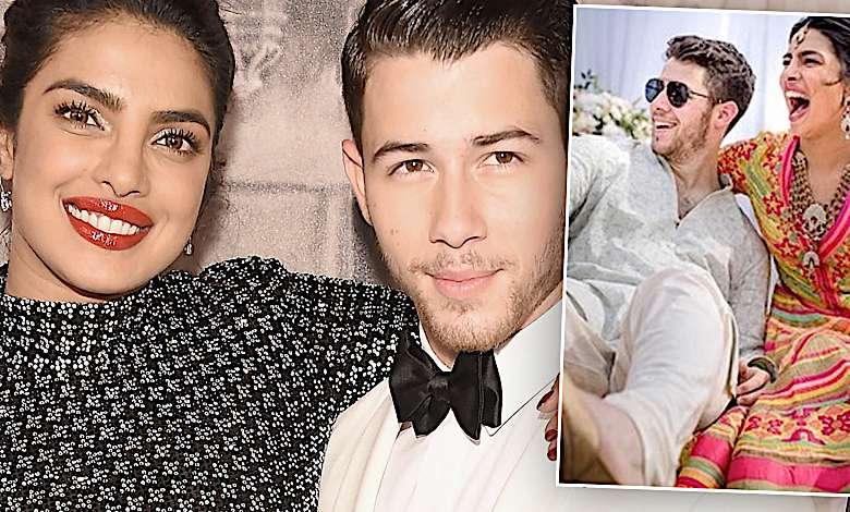 Nick Jonas i Priyanka Chopra ślub