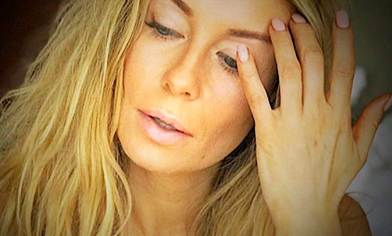Małgorzata Rozenek płacze