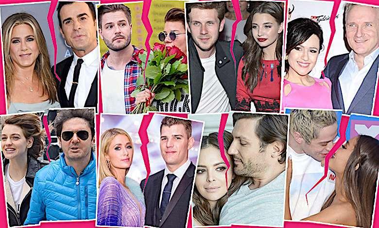 Kto rozstał się w 2018 roku? Które gwiazdy?