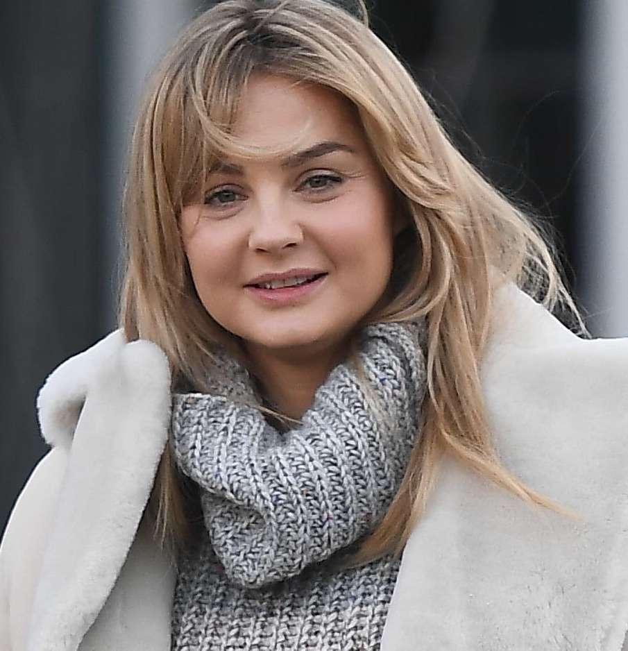 Małgorzata Socha w dziennym makijażu
