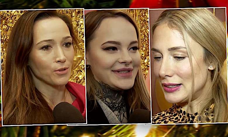 Święta gwiazd. Monika Miller, Dorota Czaja i Natalia Klimas