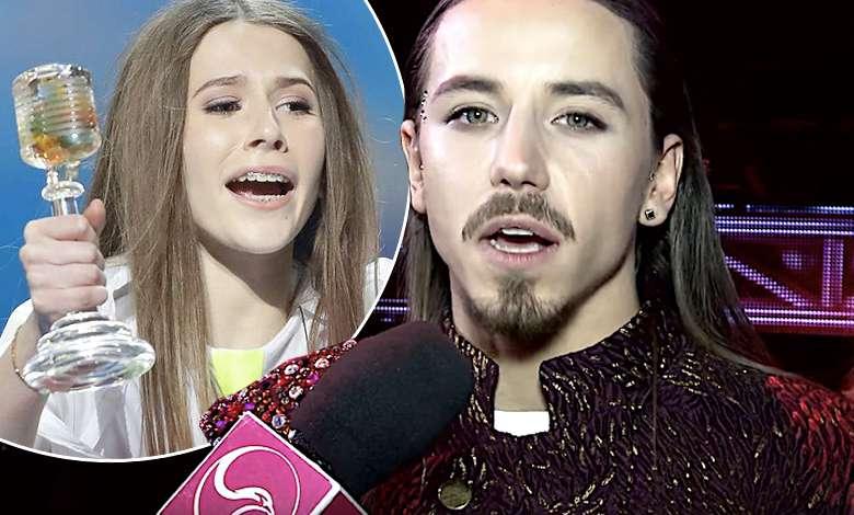 Michał Szpak o Roksanie Węgiel i Eurowizji Junior 2018