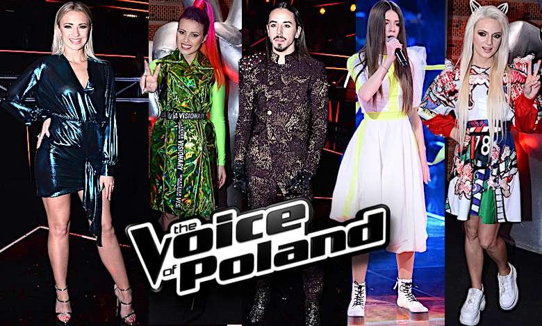 Voice of Poland finał gwiazdy
