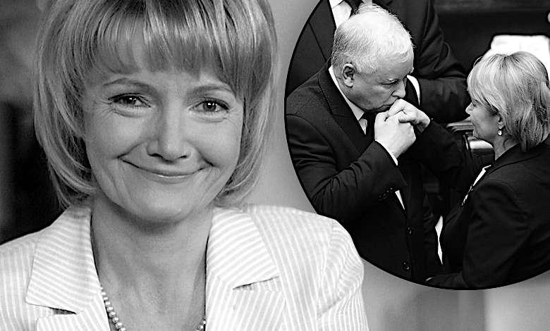 Jolanta Szczypińska zmarła, nie żyje, śmierć, choroba