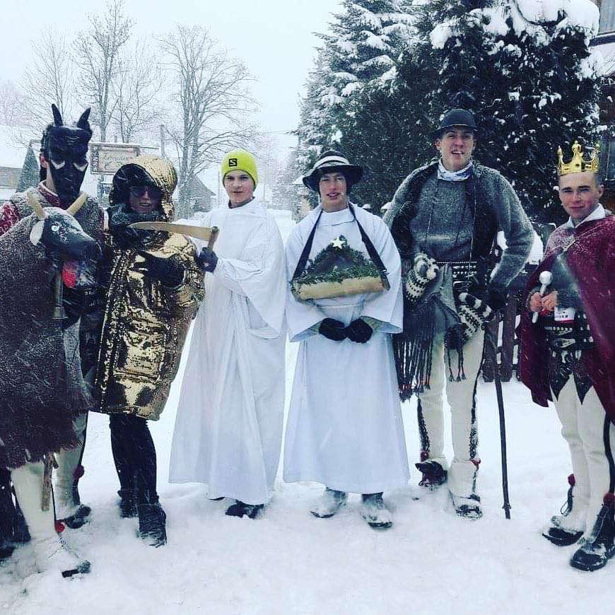 Karolina Szostak – Boże Narodzenie, święta 2018