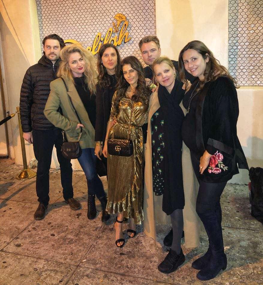 Weronika Rosati świętuje urodziny. Wśród gości m.in. Joanna Kulig