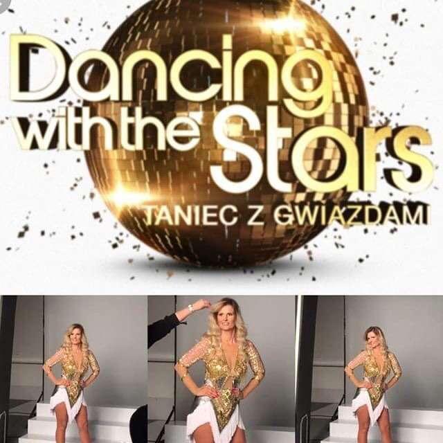 Dominika Tajner-Wiśniewska przygotowuje się do Tańca z gwiazdami