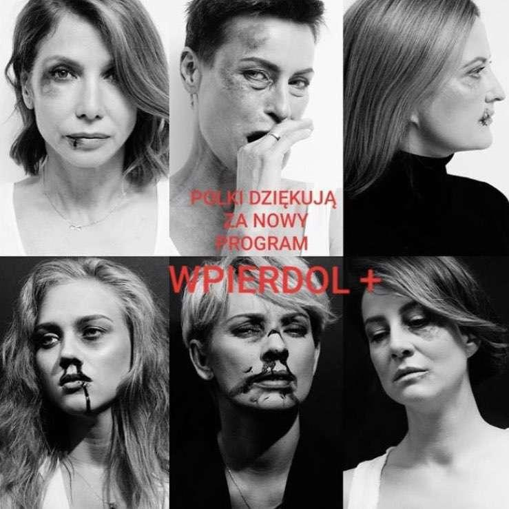 Gwiazdy krytykują projekt ustawy o przemocy w rodzinie