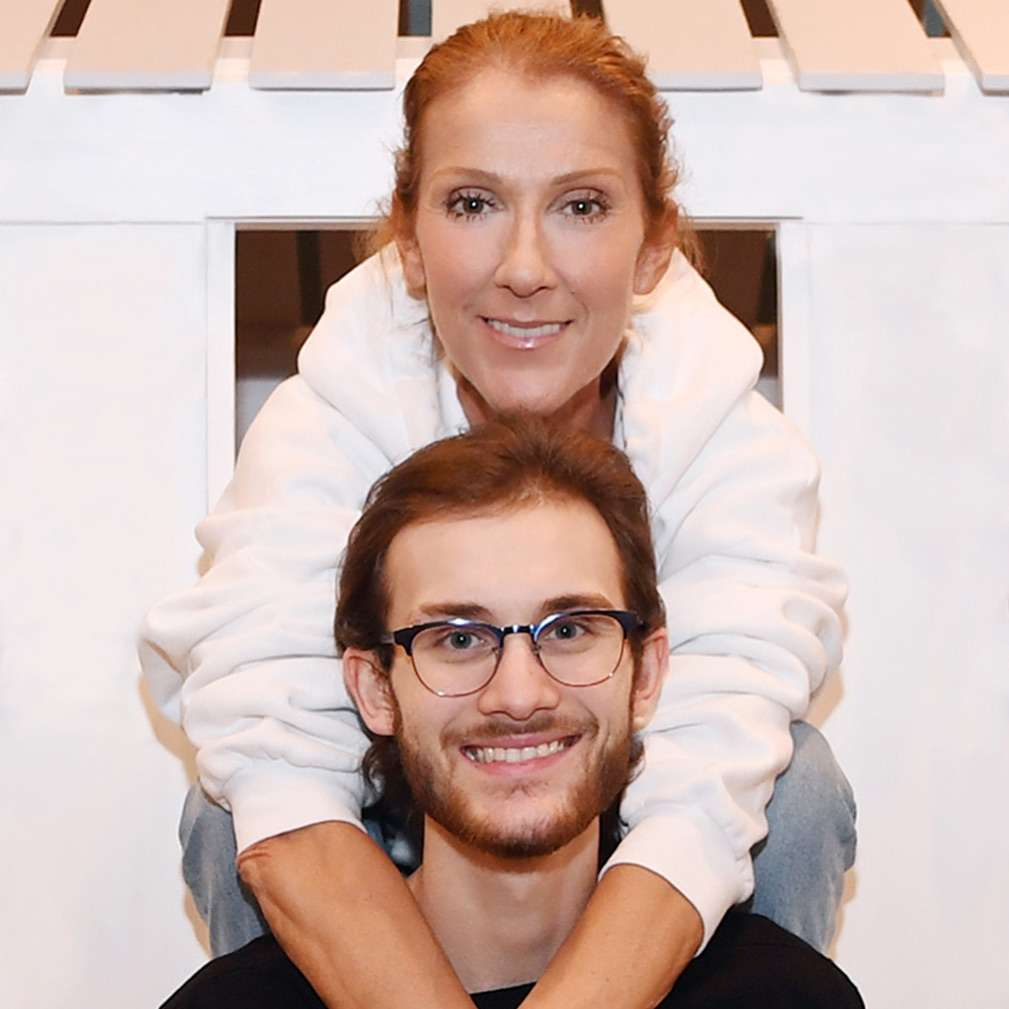 Celine Dion świętuje urodziny syna