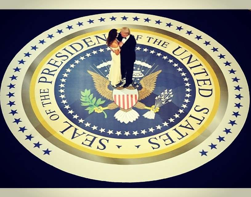 Melania Trump - dwa lata jak pierwsza dama Stanów Zjednoczonych