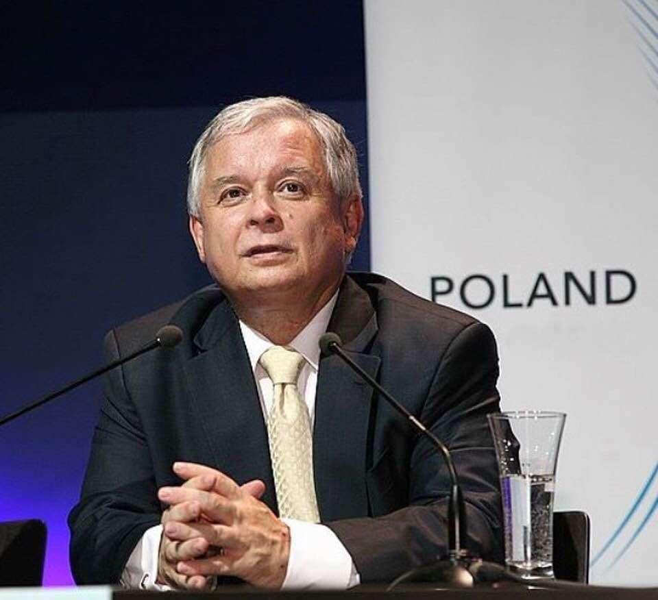 Lech Kaczyński - ulubione zdjęcie Marty Kaczyńskiej