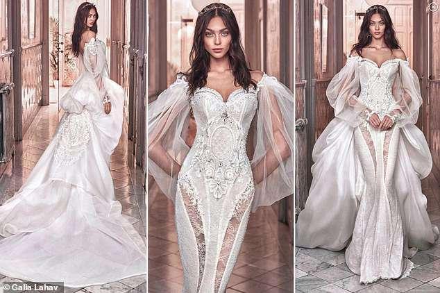 Beyonce pokazała suknię ślubną z odnowienia przysięgi małżeńskiej