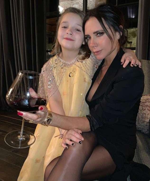 Harper Seven - córka Victorii Beckahm zmieniła fryzurę