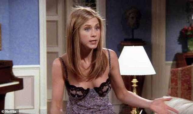 Jennifer Aniston w serialu Przyjaciele