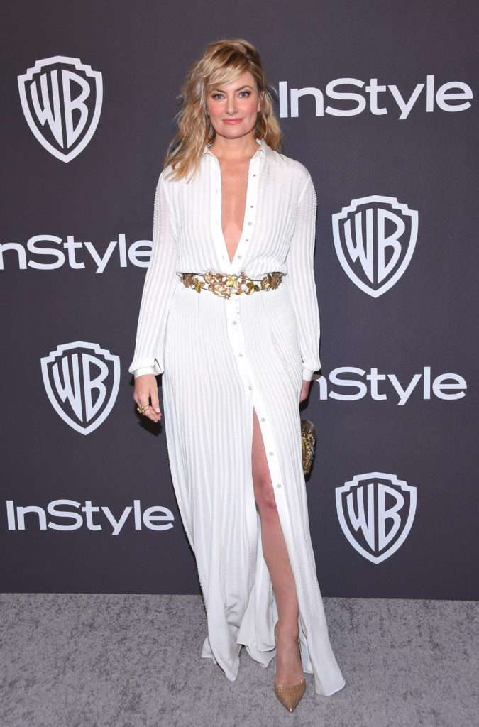 Madchen Amick - Złote Globy 2019 after party InStyle