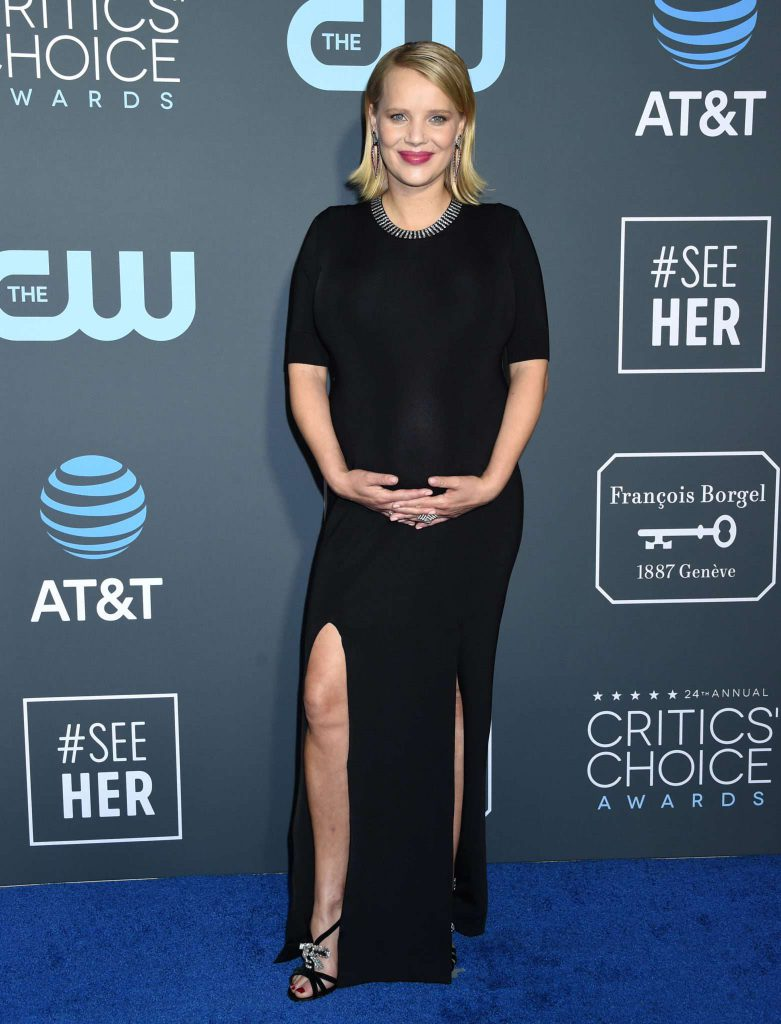 Joanna Kulig - Critics Choice Awards 2019