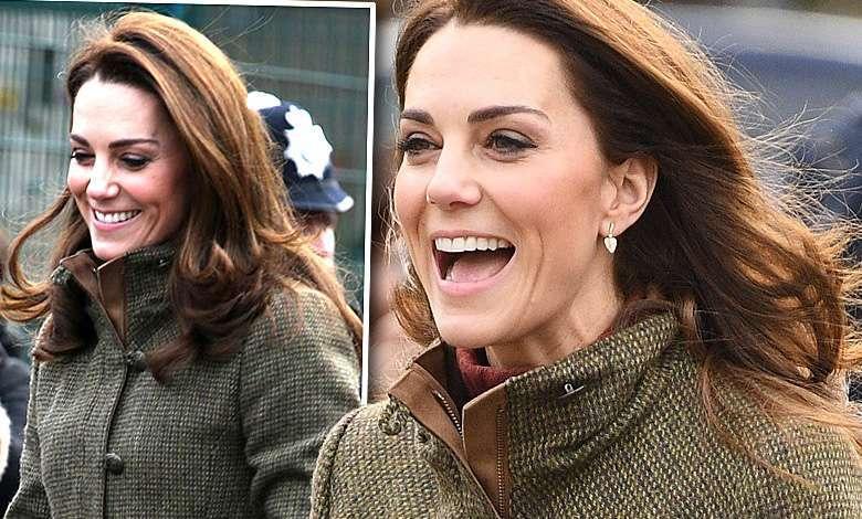 Księżna Kate na spotkaniu z dziećmi w Islington