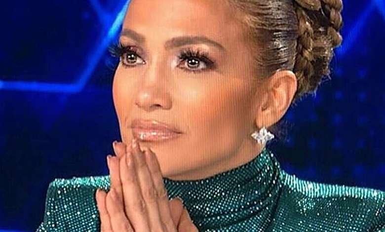 Jennifer Lopez 10 lat temu i dziś