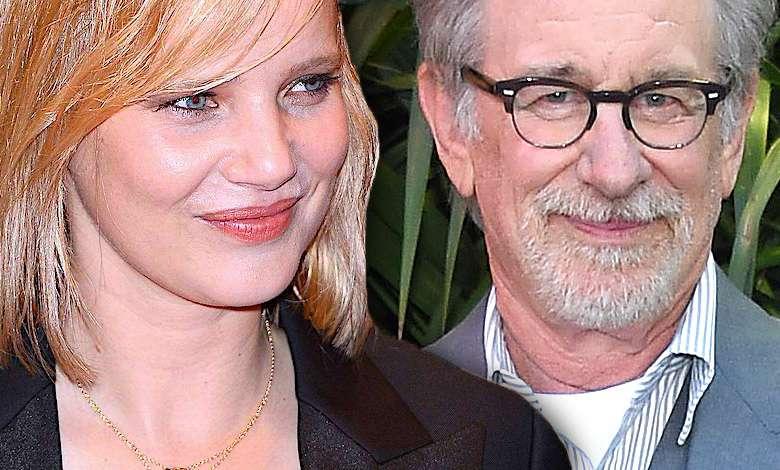 Steven Spielberg zachwycony Joanną Kulig! By zdobyć jej względy zaprosił ją do domu i zrobił coś niesamowitego