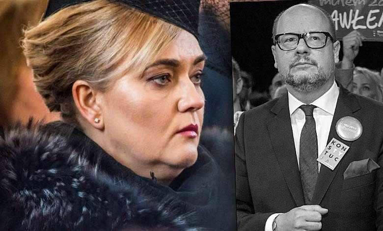 """Mocne słowa Magdaleny Adamowicz: """"To jest odpowiedzialność TVP. Mojego męża zabiły słowa"""""""
