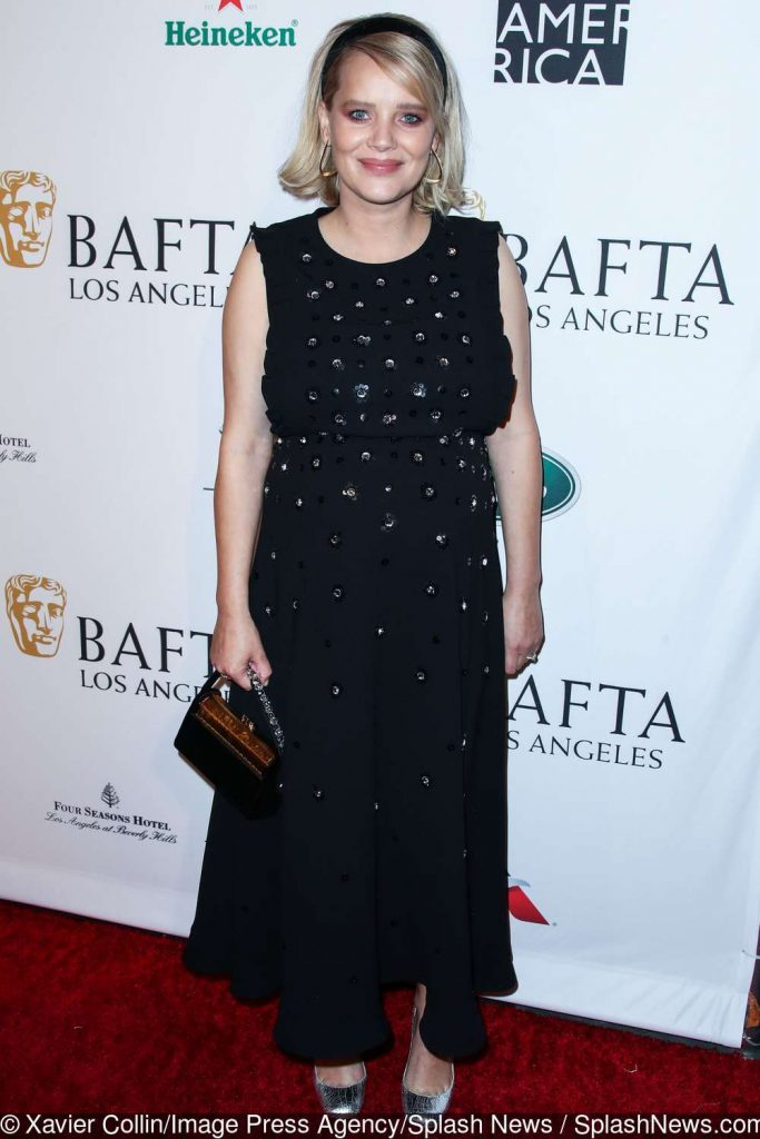 Joanna Kulig – BAFTA Tea Party w Los Angeles