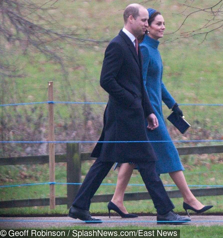 Księżna Kate i książę William – pierwsze wystąpienie w 2019 roku