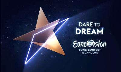 Logo i hasło Eurowizji 2019