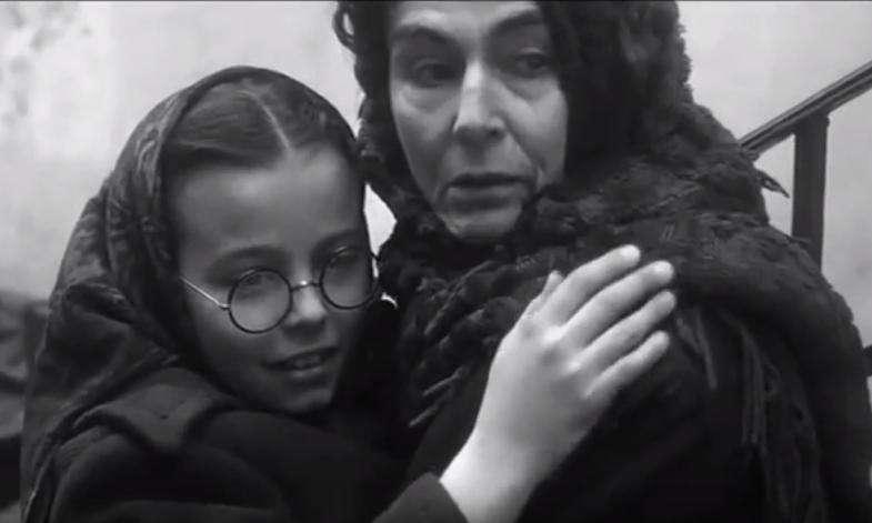 Anna Mucha w filmie Lista Schindlera