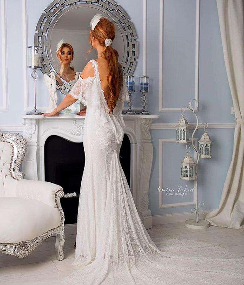 Suknia ślubna Mai Plich, żony Krzysztofa Rutkowskiego