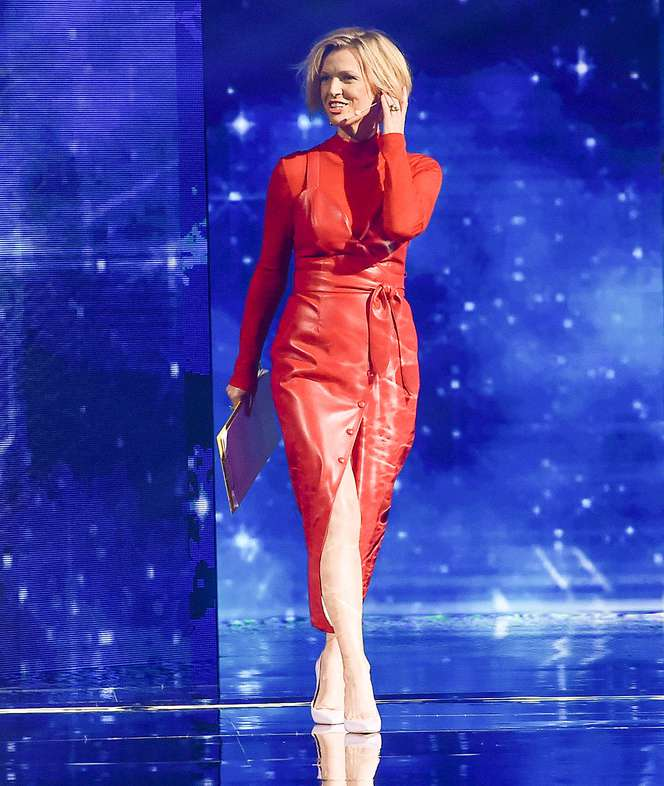 Magda Mołek na wiosennej ramówce TVN 2019