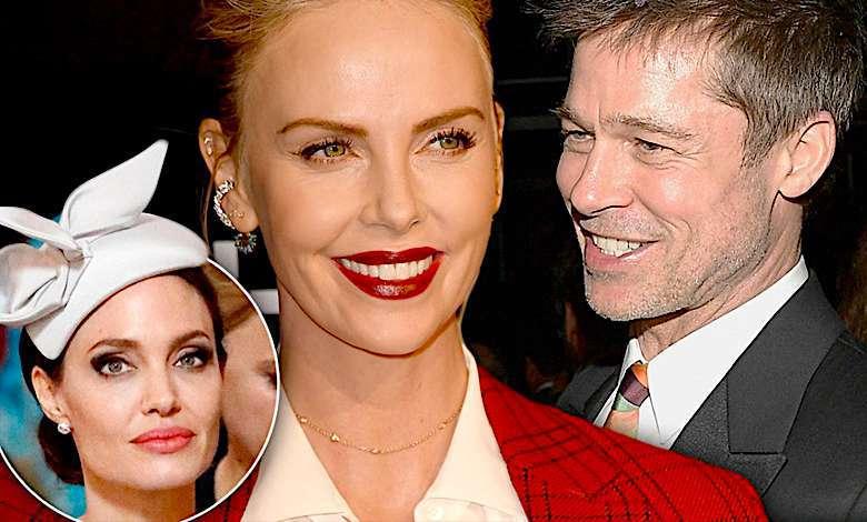 Angelina Jolie, Brad Pitt, Charlize Theron, romans