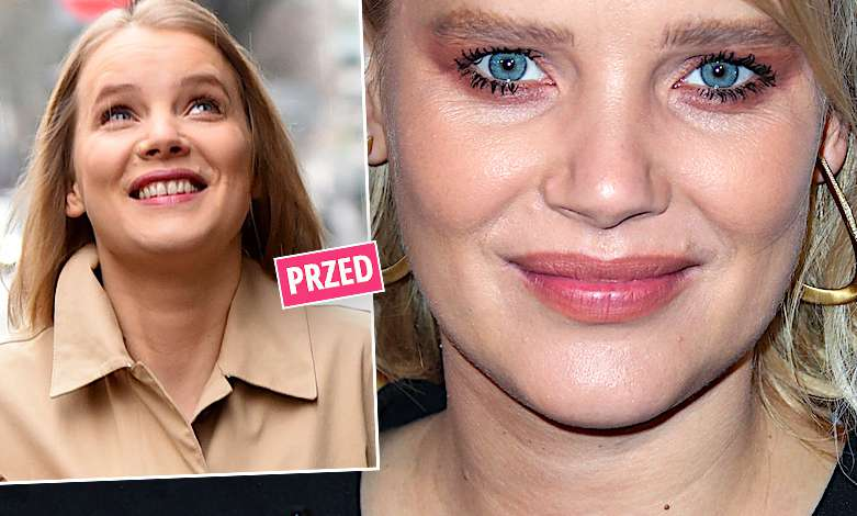 Joanna Kulig w Hollywood metamorfoza zdjęcia